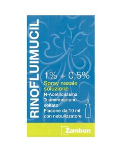 RINOFLUIMUCIL SPRAY NASALE 10ML