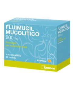 FLUIMUCIL MUCITICO OROSOLUBILE 30BUSTINE 200MG