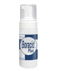 BORACID PLUS DERMOGINECOL 100M