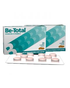 Be-Total 20 Compresse