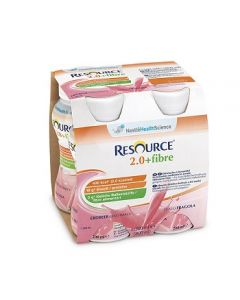 RESOURCE 2,0 + FIBRE FRAGOLA 200 ML