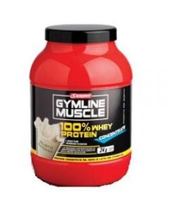 GYMLINE MUSCLE 100% WHEY PROTEIN CONCENTRATE GUSTO BANANA