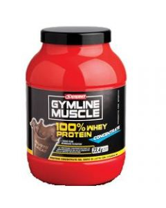 GYMLINE MUSCLE 100% WHEY PROTEIN CONCENTRATE GUSTO CACAO