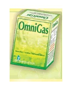 OMNIGAS PLUS GOCCE FLACONCINO 20 ML