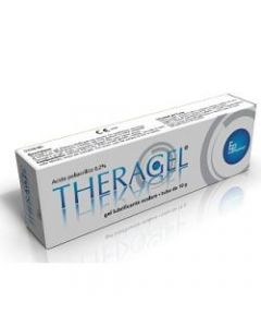 THERAGEL GEL OFTALMICO 10G