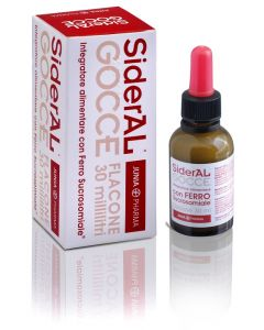 SIDERAL GOCCE 30 ML