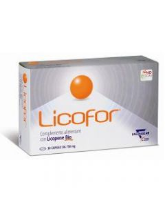 LICOFOR 30 CAPSULE 750 MG