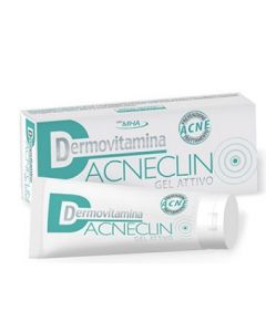 DERMOVITAMINA ACNECLIN GEL ATTIVO 40 ML
