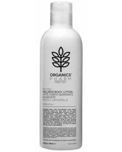 ORGANICS PHARM WELLNESS BODY LOTION MALLOW AND CHAMOMILLE