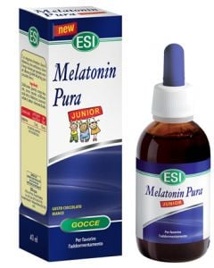 MELATONIN PURA JUNIOR GOCCE 40 ML