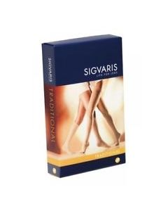 SIGVARIS 503 CCL2 GAMBALETTO TRADITIONAL CORTO PUNTA APERTA BEIGE L
